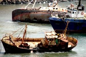 sinking ship ships