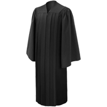 black robe judge