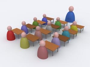teach class classroom