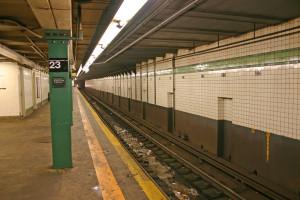 subway nyc new york city