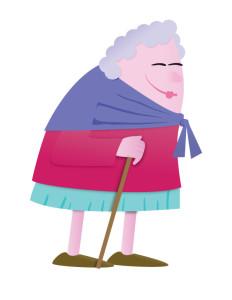 grandma grandmother granny