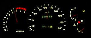 speedometer speeding