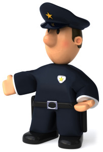 police officer policeman