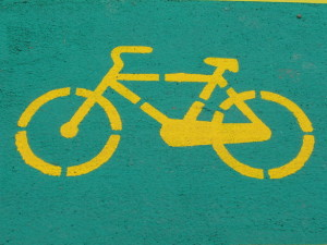 bicycle sign image