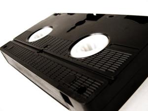 video cassette vhs videocassette